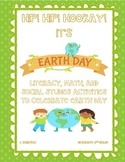 Hip! Hip! Hooray! It's Earth Day! A Literacy, Math, and So