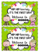 Hip Hip Hooray! It's The First Day! (Third Grade Edition)