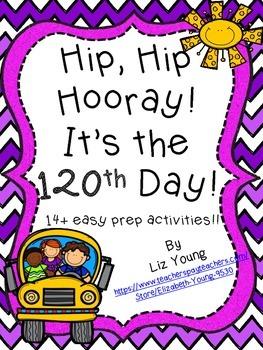120th Day!!! Hooray!!!