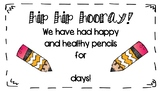 Hip Hip Hooray! Pencil Challenge