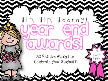 Hip, Hip, Hooray! Year End Awards!