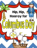 Hip, Hip, Hooray for Columbus Day
