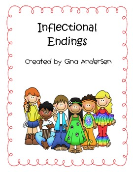 Hip Hip Hooray for Inflectional Endings