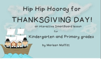 Hip Hip Hooray for Thanksgiving Day! (Notebook 11)