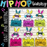 Hip Hip into Spring Bunny Craft and Writing