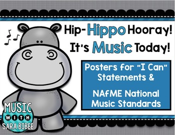 Hip-Hippo Hooray, It's Music Today! Standards and Statemen