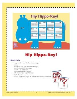 Hip Hippo-Ray! (Bulletin Board)