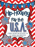 Hip-Hooray for the USA! {ELA & Social Studies Activities for U.S. Symbols}