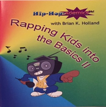 Hip-Hop-Ademics with Brian K. Holland Rapping Kids into th