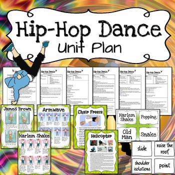 Dance Unit Plans Resources Lesson Plans Teachers Pay Teachers