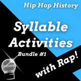 Hip Hop Decoding Multisyllabic Words Activities with Passa
