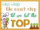 Hip Hop - Easter Treat Trolley Tag