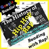 History of Hip Hop Google Forms Reading Comprehension Usin