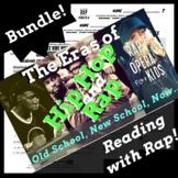 Hip Hop History Lesson 3: Rap and Hip Hop Reading Passage
