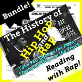 Hip Hop Music Lesson 1: Hip Hop Worksheets, Reading Passag