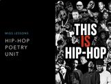 Hip-Hop Poetry Unit