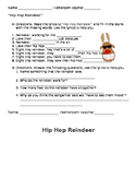 Hip Hop Reindeer worksheets