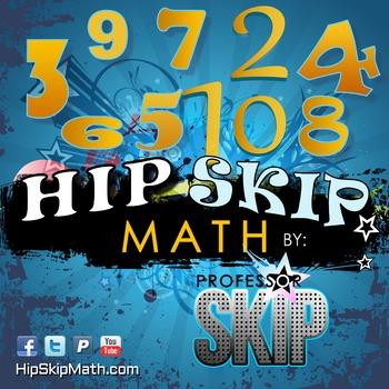 Hip Skip Math Album Cover