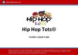Hip hop dance themed lesson plan