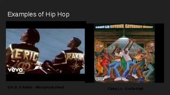 HipHop/Rap Lesson