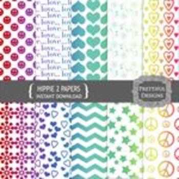 Hippie 2 Paper Pack