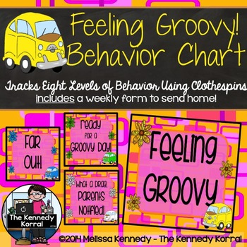 Behavior Clip Chart: Hippie
