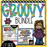 Hippie Theme- Groovy Class Bundle