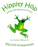 """""""Hippity Hop"""" – 8 new songs for Elementary Music w/ lesson"""