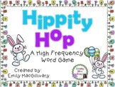Hippity Hop: A Bunny Themed High Frequency Word Game