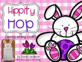 Hippity Hop {a spring writing craft!}
