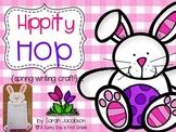 Hippity Hop {a spring writing craft!}