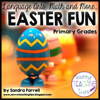 EASTER FUN - a differentiated unit for Primary Grades