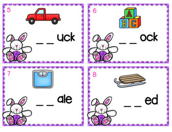 Hippity, Hoppity Easter Mini Unit