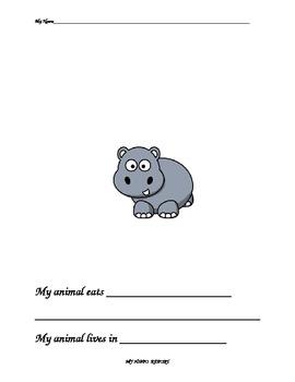 Hippo Animal Report