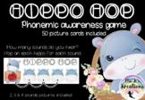 Hippo Hop - Phonemic Awareness Game