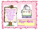 Hippo Math!