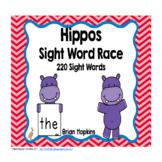 Hippo Sight Word Race