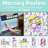 Morning Routine! chart