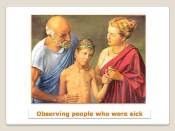 Hippocrates - the Father of modern medicine