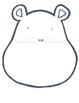 """""""Hippopotamus for Christmas"""" Craft and Write"""