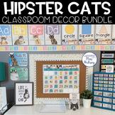Hipster Cat Decor Bundle