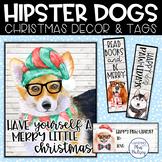Hipster Dog Christmas Bundle