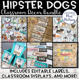 Hipster Dogs Decor Bundle