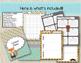 Teacher Lesson Planner - Hipster Version