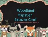 Hipster Woodland Behavior Chart