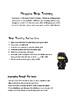 Hiragana Ninja Training Instructions and Progress Chart