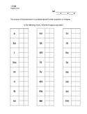 Japanese Hiragana Quiz