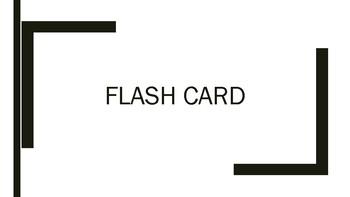 Hiragana flashcards