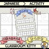 Hiragana Writing Sheets