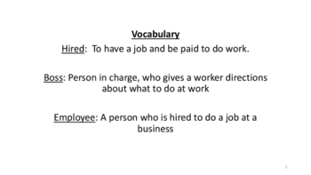 Hired Introduction Booklet